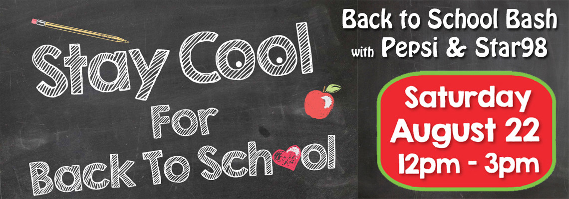Back to School Bash with Pepsi & Star98!