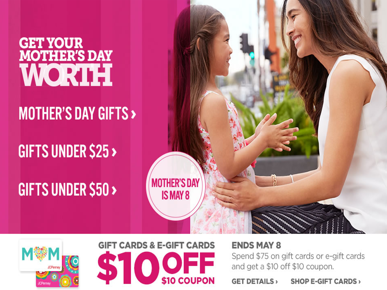 Get Your Mother S Day Worth At Jc Penney